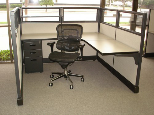 Herman Miller A02 Workstation